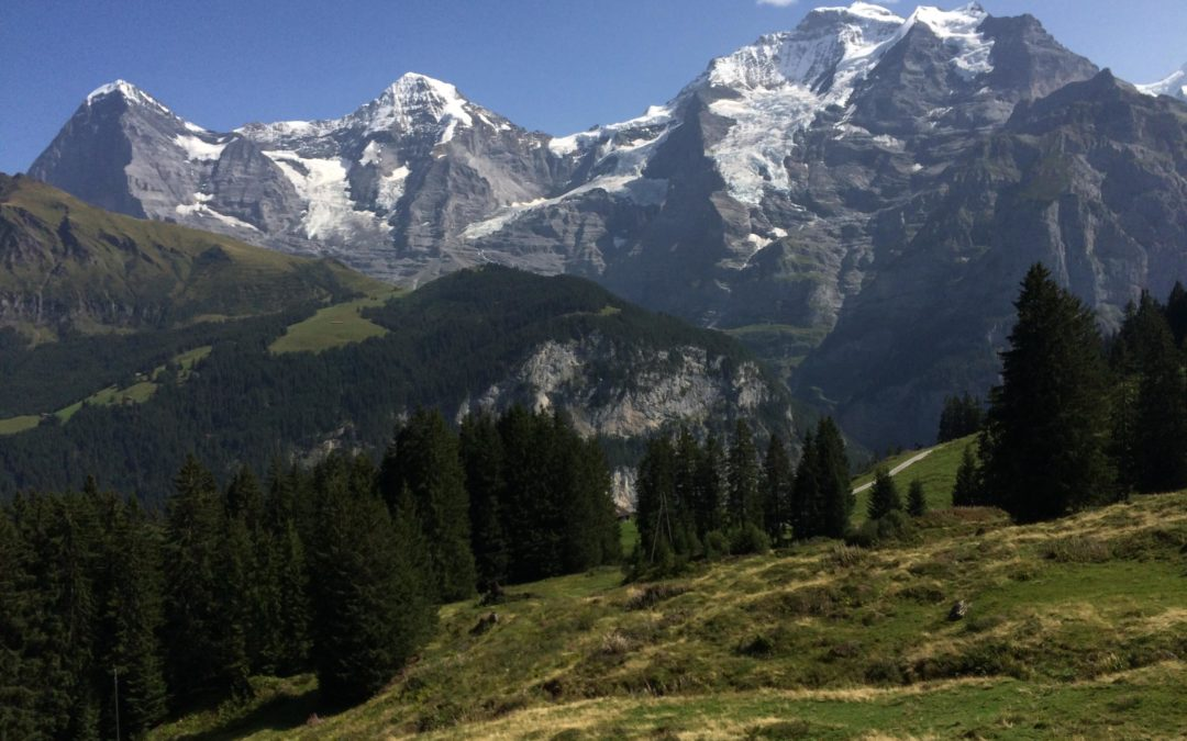 Two Carless Swiss Villages That Offer Something for Everyone