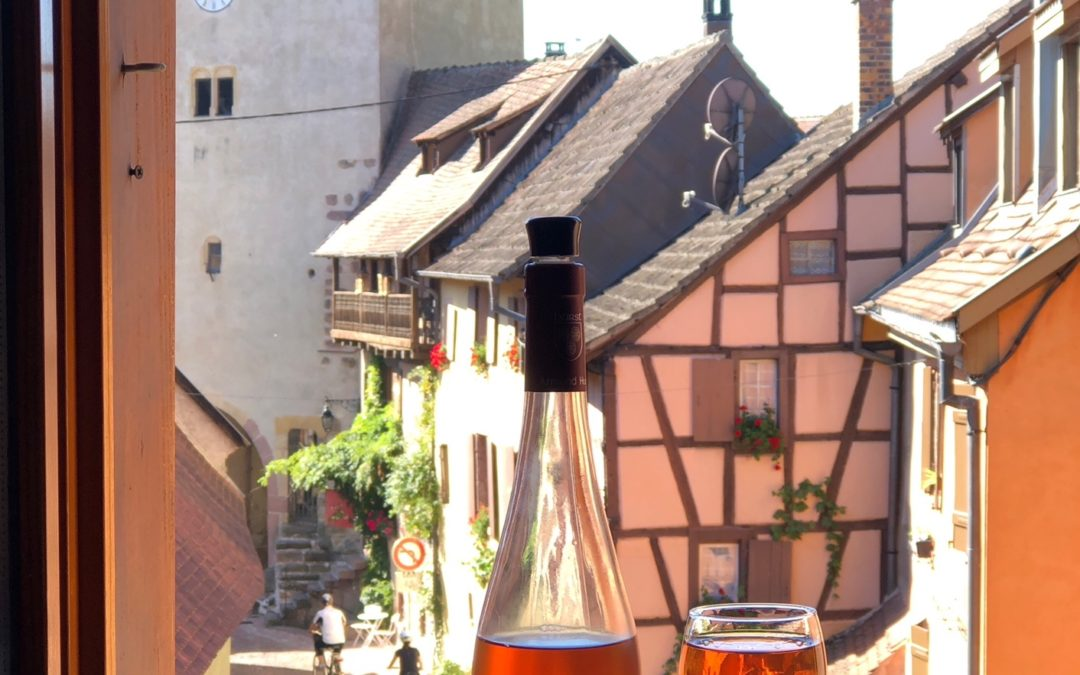 In Alsace, Elevating a Once-Scorned Grape to a New Status