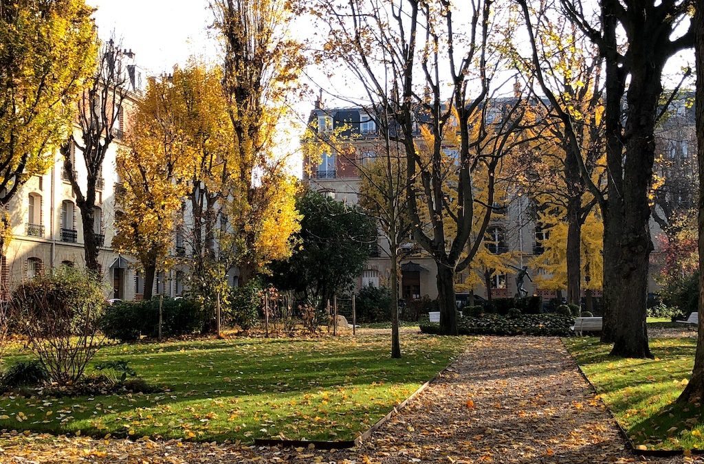 A Favorite Paris Neighborhood, Above and Below Ground