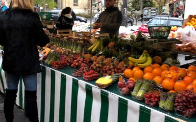 Three Paris Markets That Are Worth the Journey
