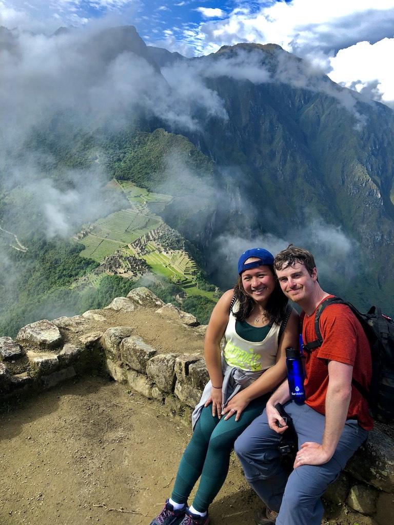 Guthiers in Machu Picchu